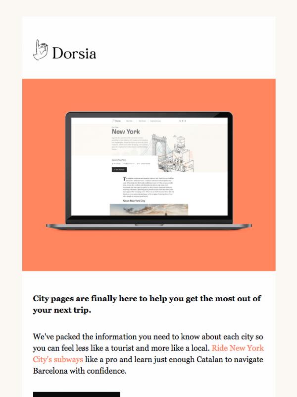 Email design 2