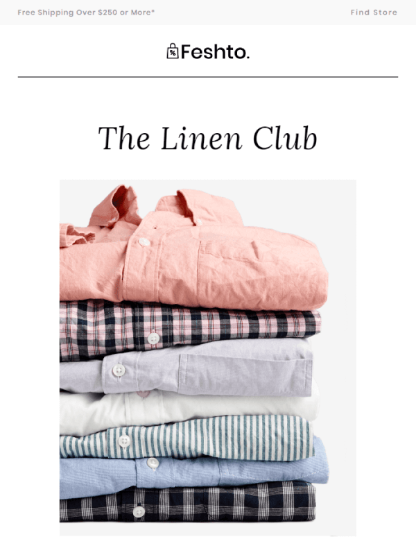 Linen Collection by Liramail 10
