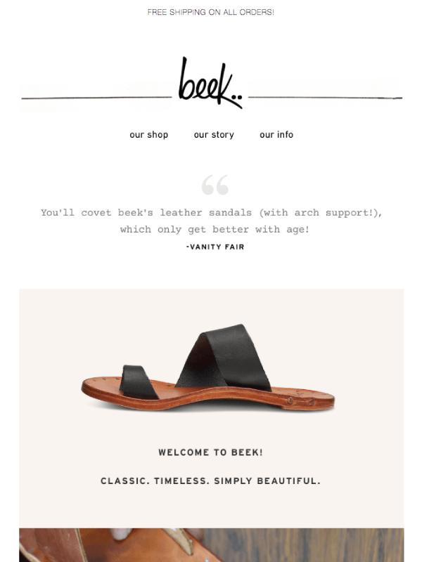 Email design 9