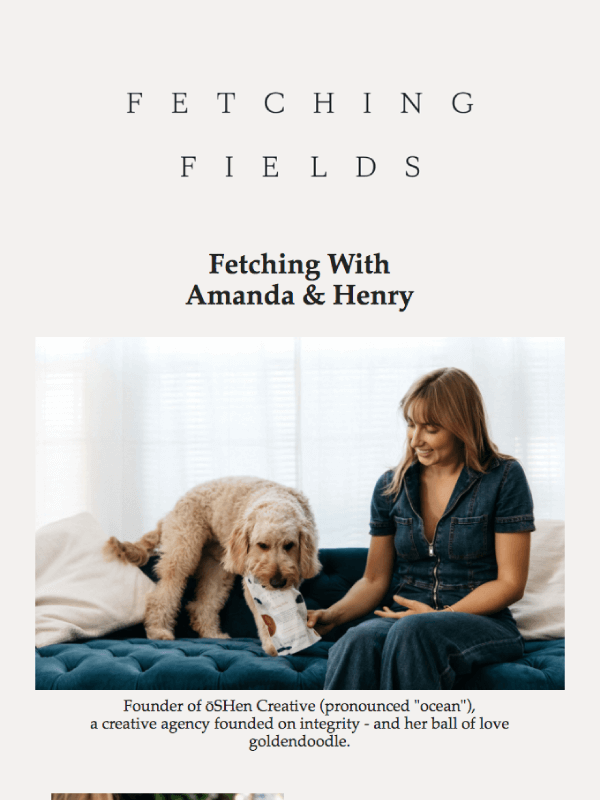 Fetching with amanda & henry email by Fetchingfields 12