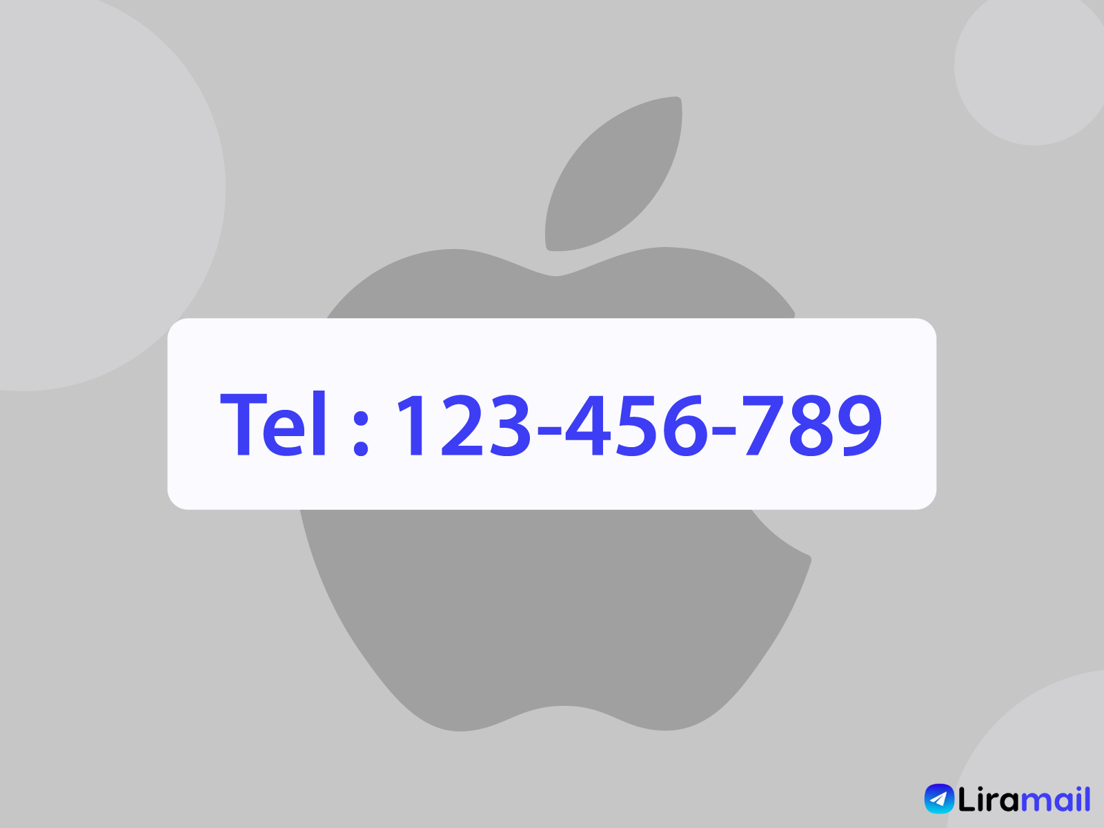 4 ways to fix iPhone numbers converted into blue links in the email? 1